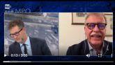 RAI3 Che Tempo che Fa - intervista al Dott. Paolo Cremonesi - 15/11/2020