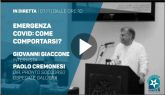 Intervista a Paolo Cremonesi sulla problematica covid in questa fase 02-11-2020