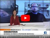 Intervista di Telenord ad Alessandro Bonsignore, presidente Federazione Ordine dei Medici Liguria 31-03-2020
